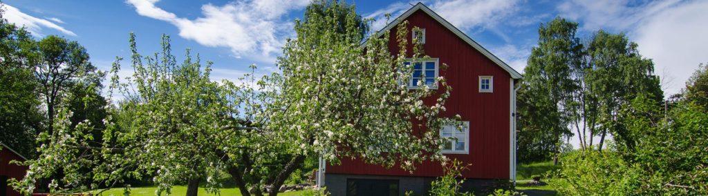 Utvändig målning, Härnösand, Kramfors, Timrå, Sundsvall